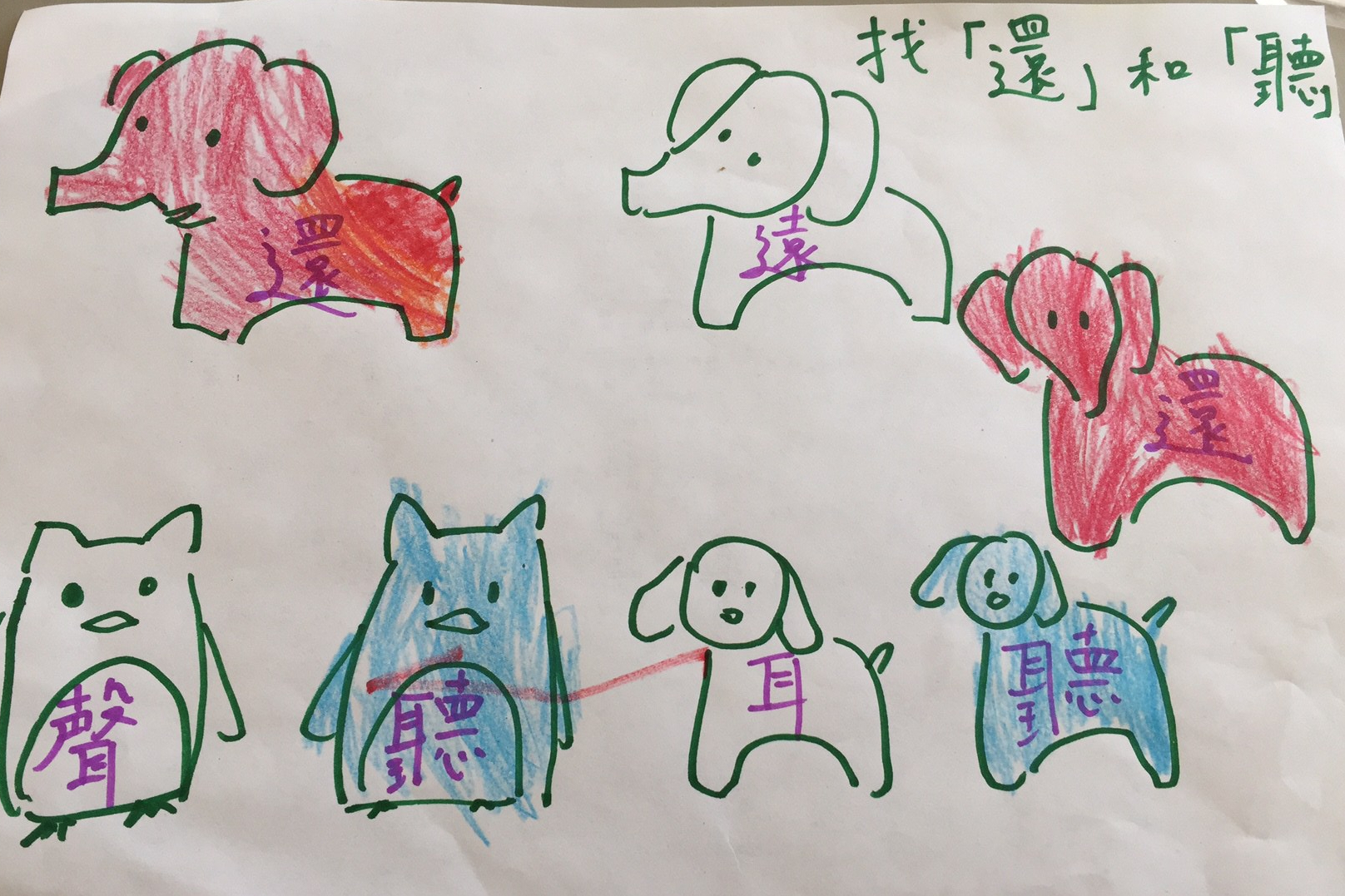 Fine Oo Worksheets Abitlikethis English For Kindergarten Tracing ...